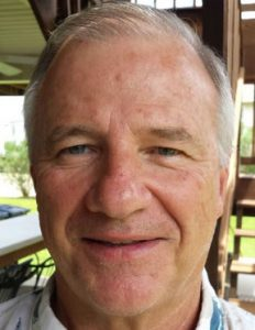 """Robert """"Bobby"""" Gros headshot"""